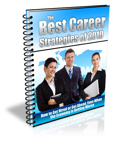 Best Career Strategies